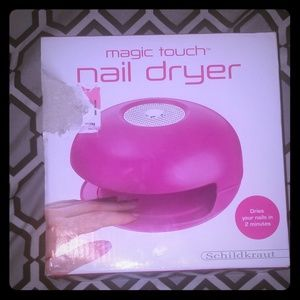 Battery Operated Nail Dryer